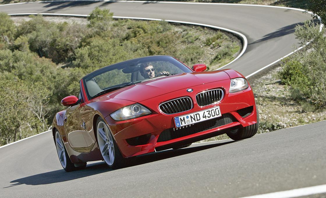 BMW-Z4(E85、E86)走り