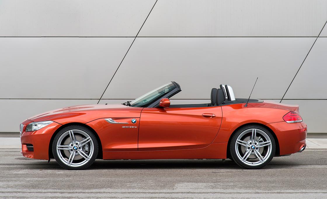 2代目BMW--Z4 2013年のマイナーチェンジ概要