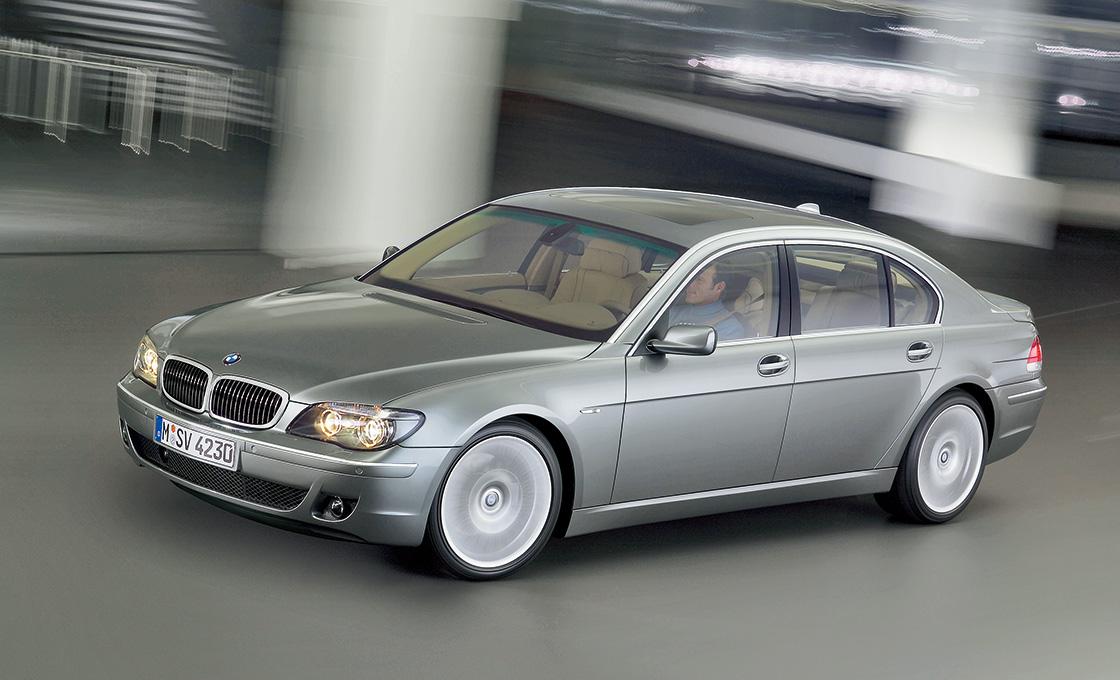 BMW-7シリーズ(E65E66)の年式による違い