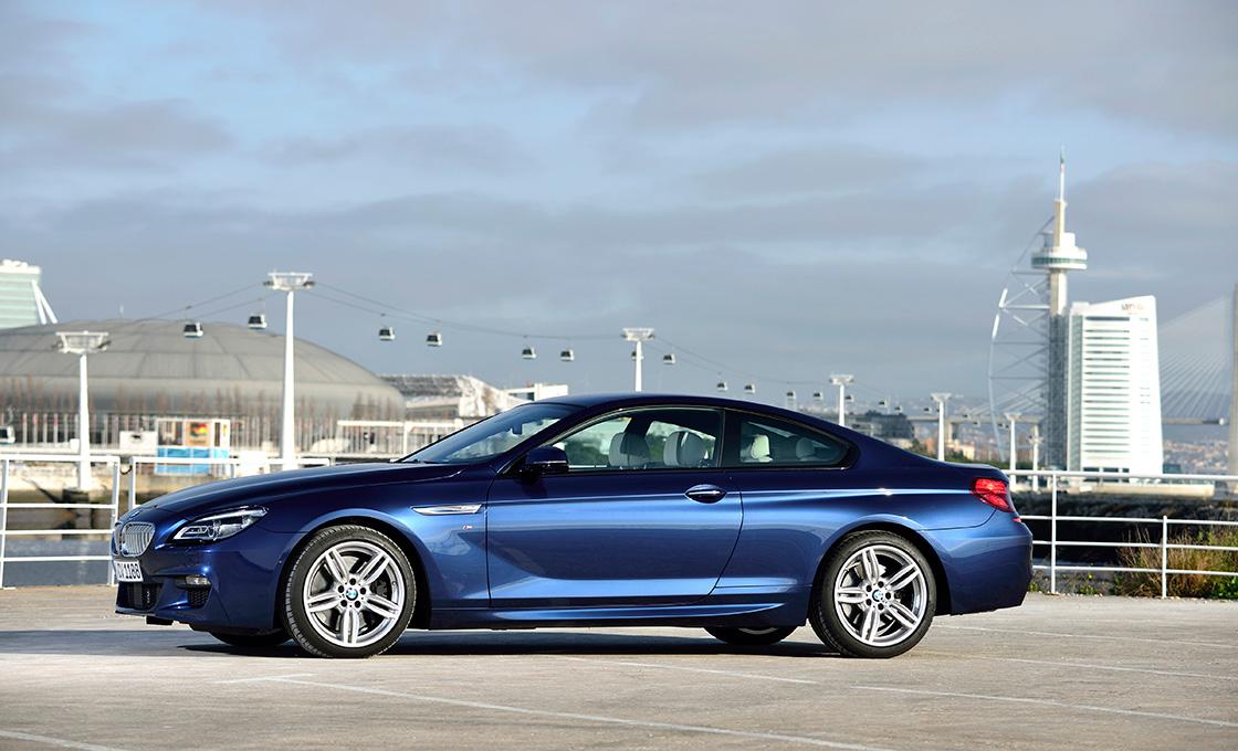 BMW6シリーズ-新旧モデル比較
