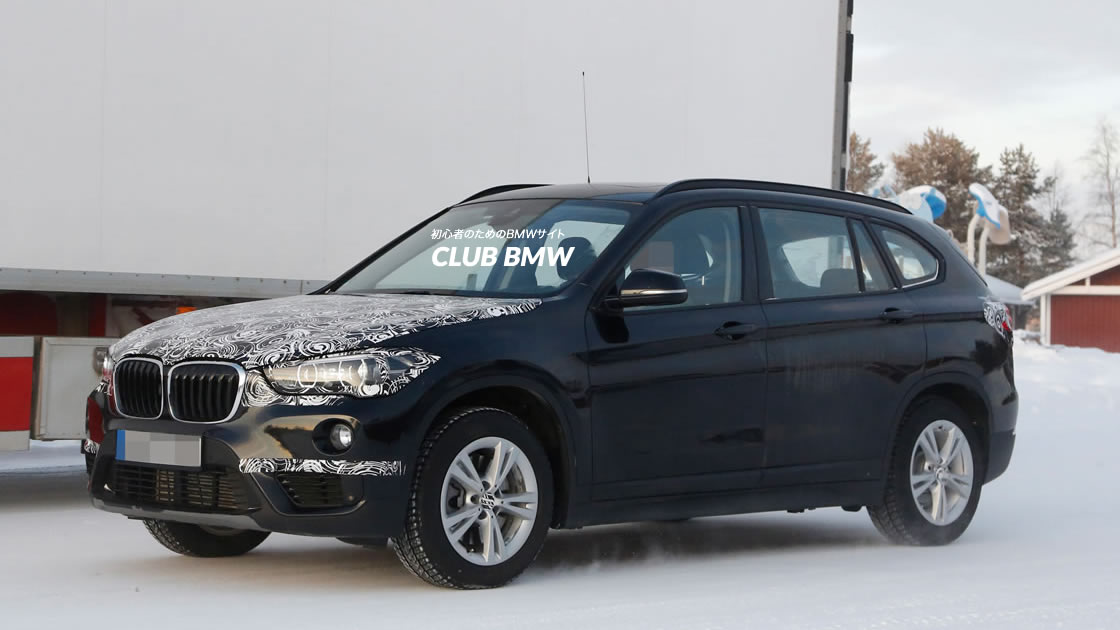 BMW X1グランド