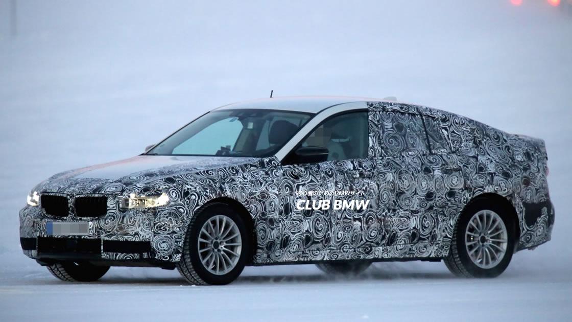 新型BMW5シリーズ(G30)