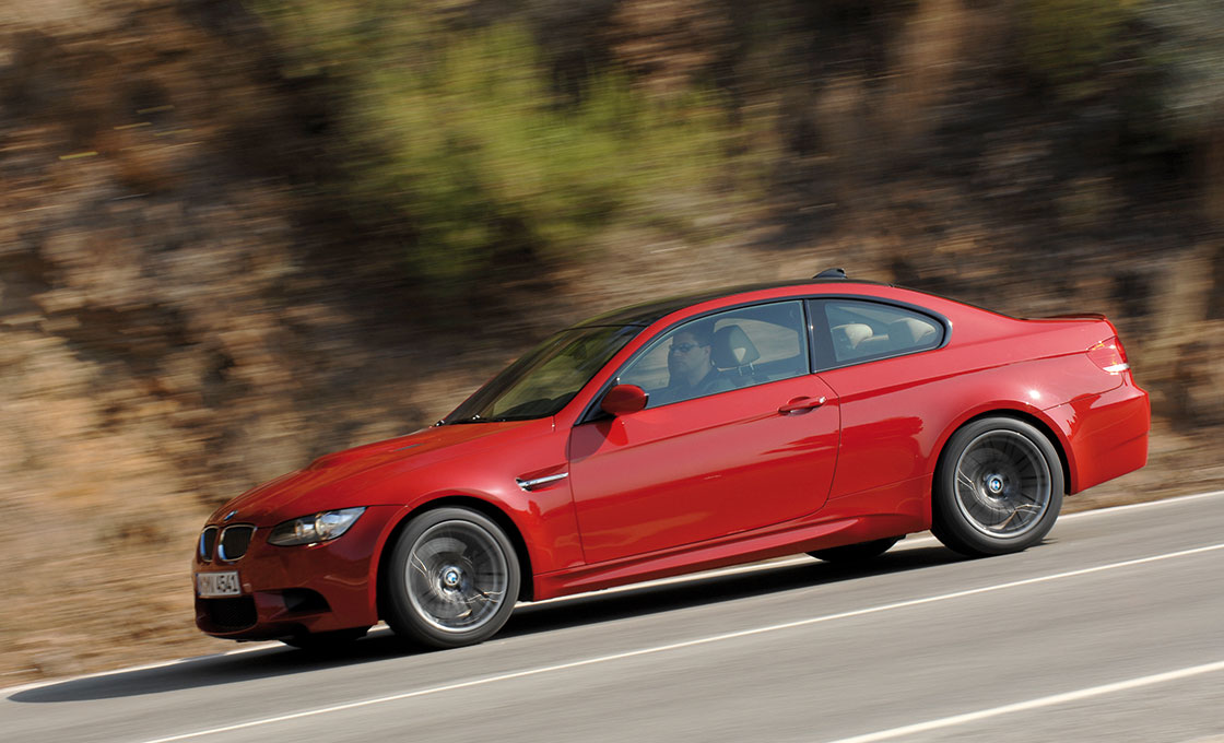 BMW-M3 クーペとセダンの中古車の特徴