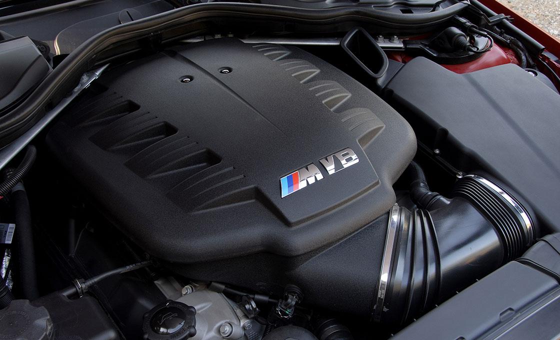 BMW-M3(E90)のエンジン