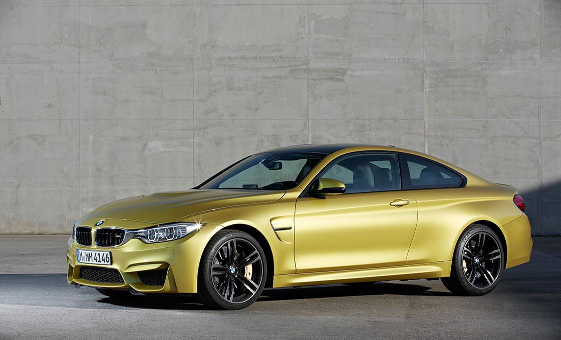 BMW-M4(F82)の-デザイン(エクステリア)