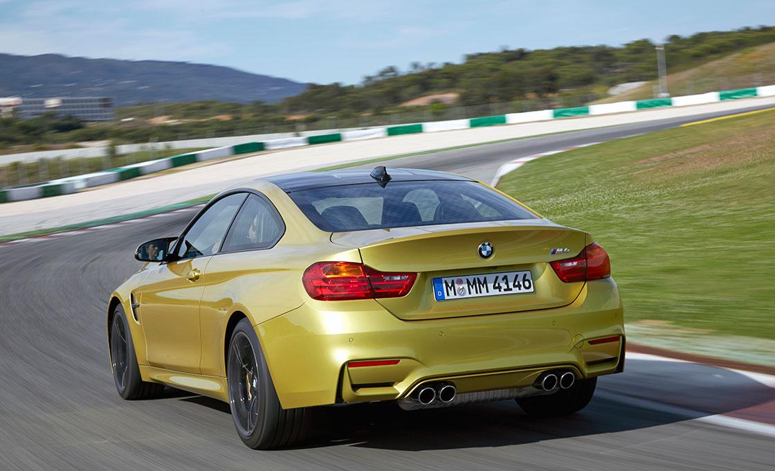 BMW-M4(F82)の-オプション