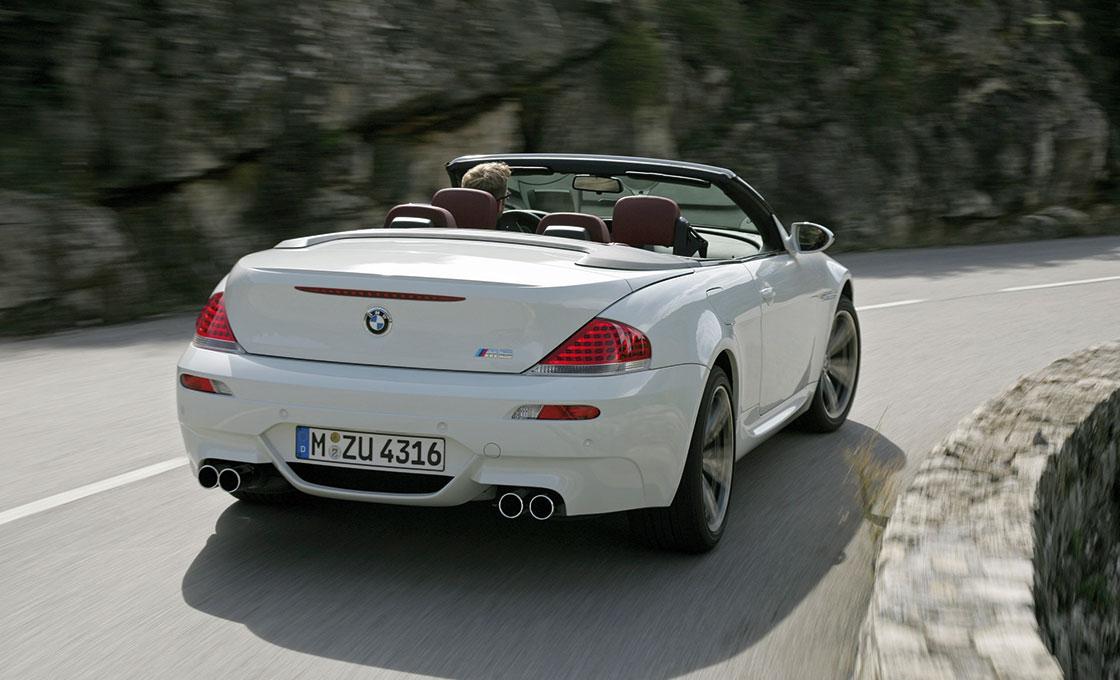 BMW-M6(E63、E64)はNAエンジンが魅力的