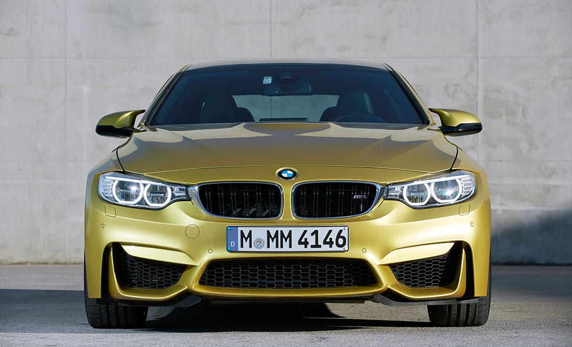 BMW-M4(F82)の-ボディカラー