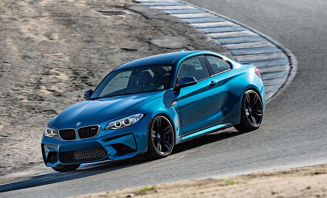 BMW-M2(F87)のオプション・パッケージ
