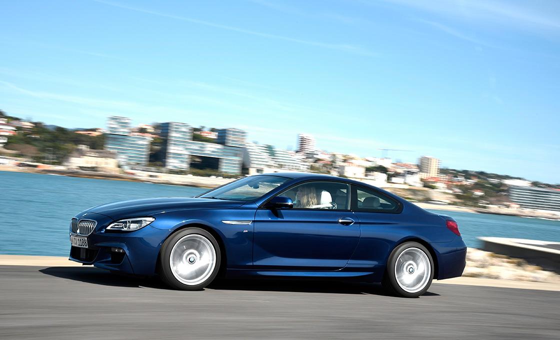BMW-6シリーズとライバル車比較