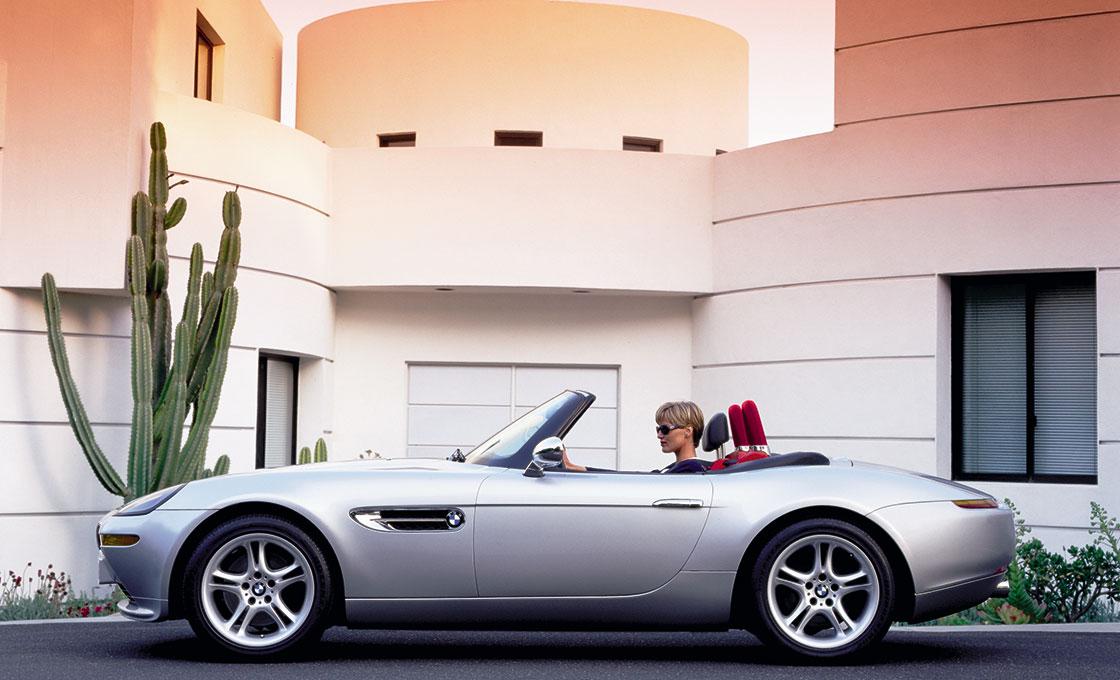 BMW-Z8(E52)のスペック