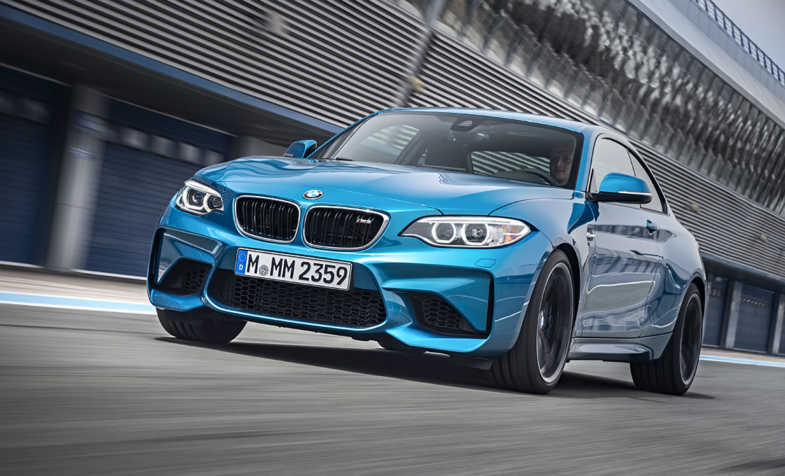 BMW-M2(F87)のオプション装備