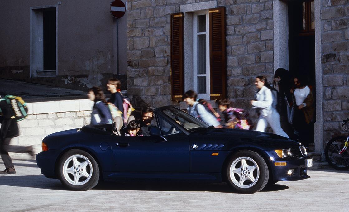 BMW-Z3の特徴