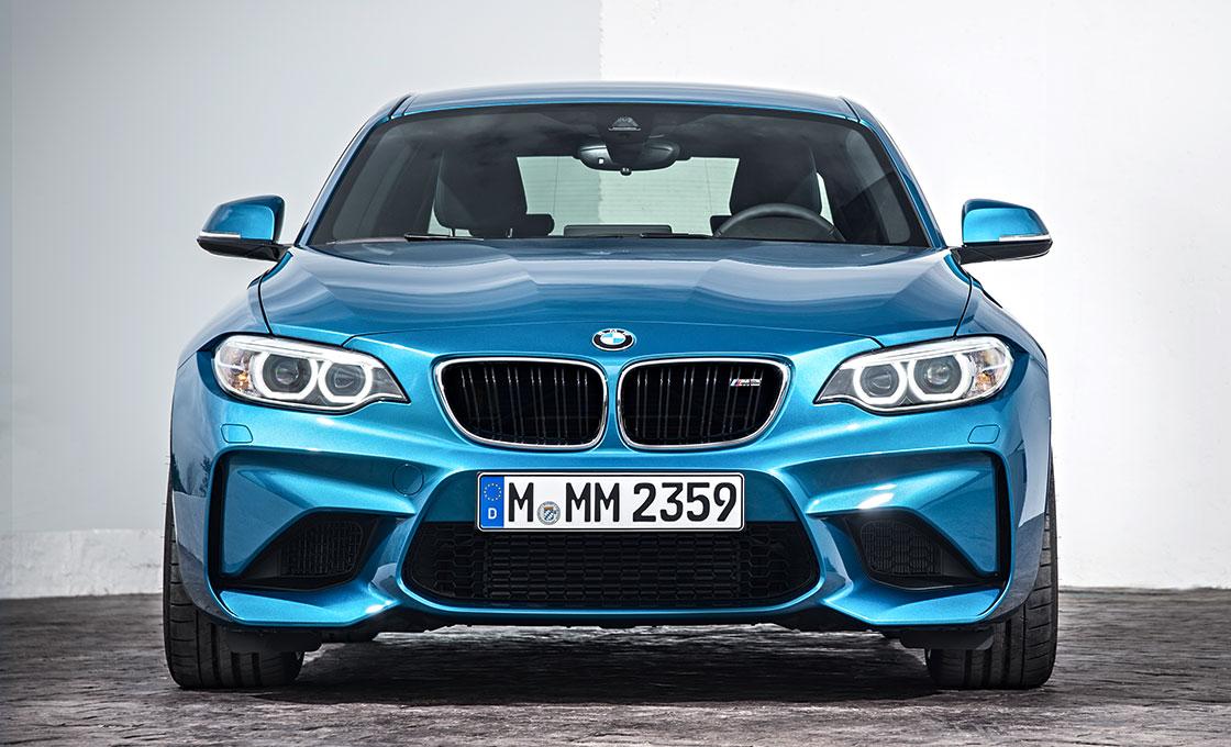 BMW-M2(F87)のボディカラー