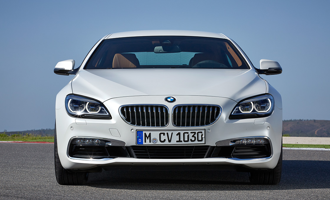 BMW-6シリーズとライバル車の価格比較