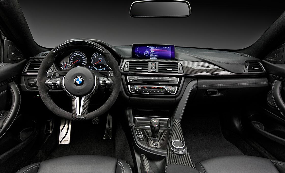 BMW-M4(F82)の-インパネ