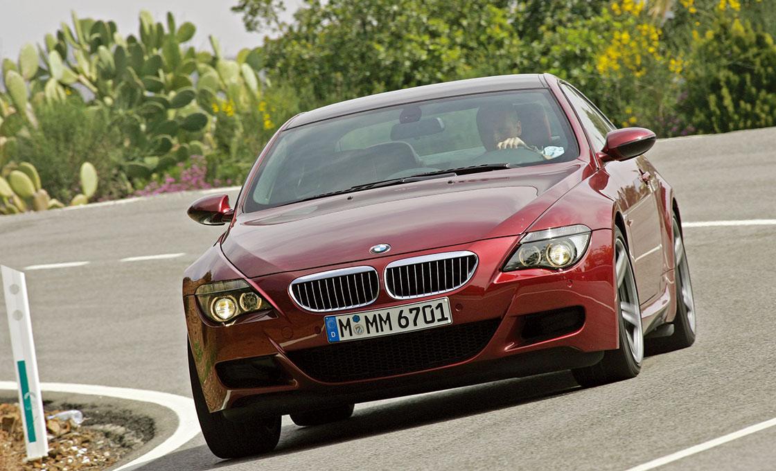 BMW-M6(E63、E64)の中古車情報