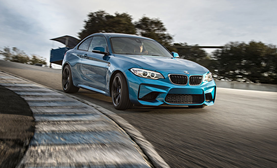 BMW-M2(F87)の試乗インプレッション