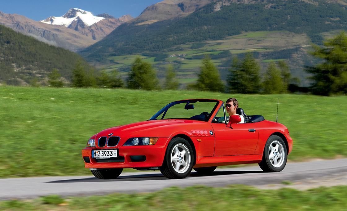 BMW名車図鑑-Z3
