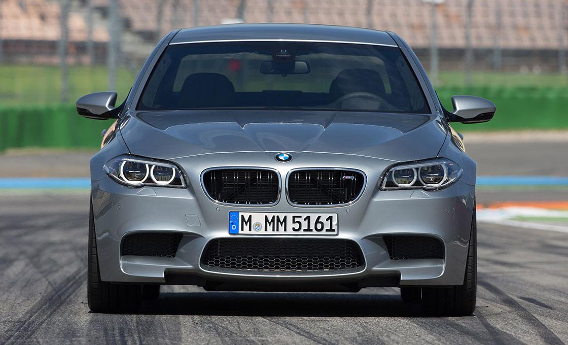 BMW-M5(F10)のボディカラー