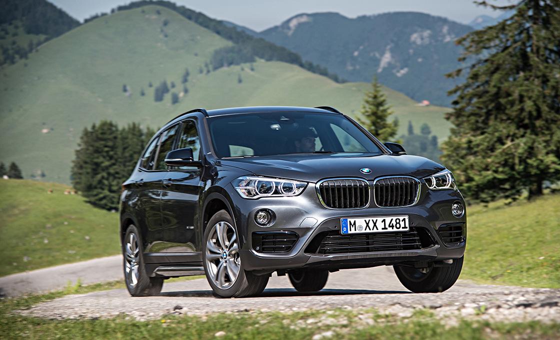 BMW-X1-新旧モデルの違い