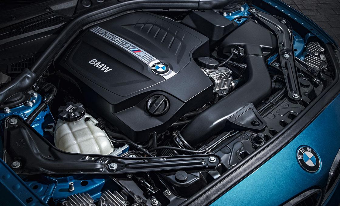BMW-M2(F87)のエンジン