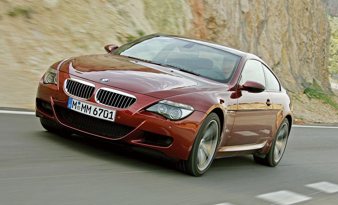 BMW-M6(E63、E64)-中古車徹底購入ガイド