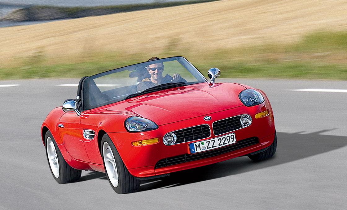 BMW名車図鑑 BMW-Z8(E52)(2000~2003)