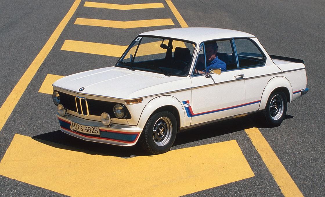 BMW 2002ターボ(1973~1975年)...