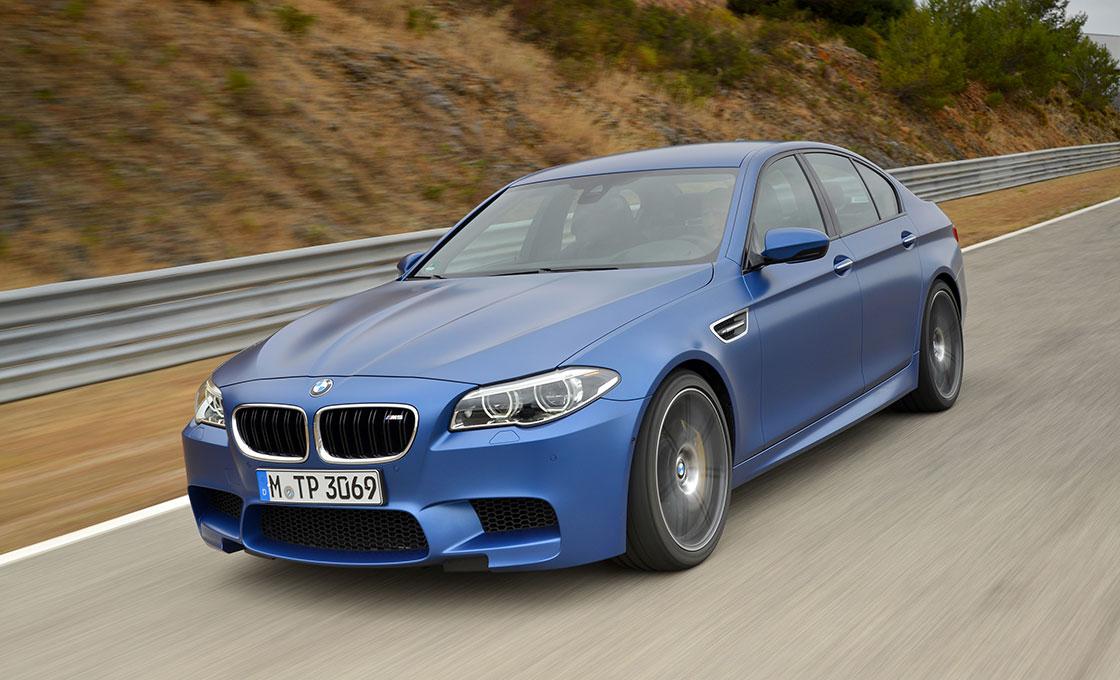 BMW-M5(F10)のオプション・パッケージ