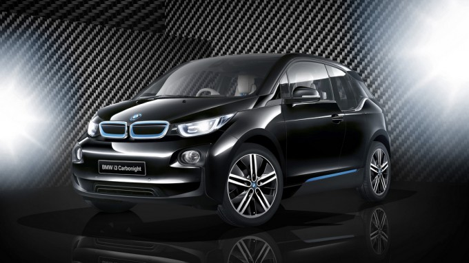 BMW i3の特別限定モデル「BMW i3 Celebration Edition Carbonight」