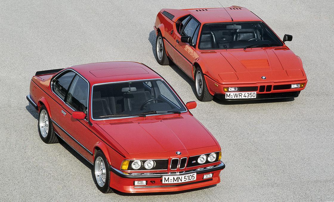 BMWの歴史の中での位置づけ