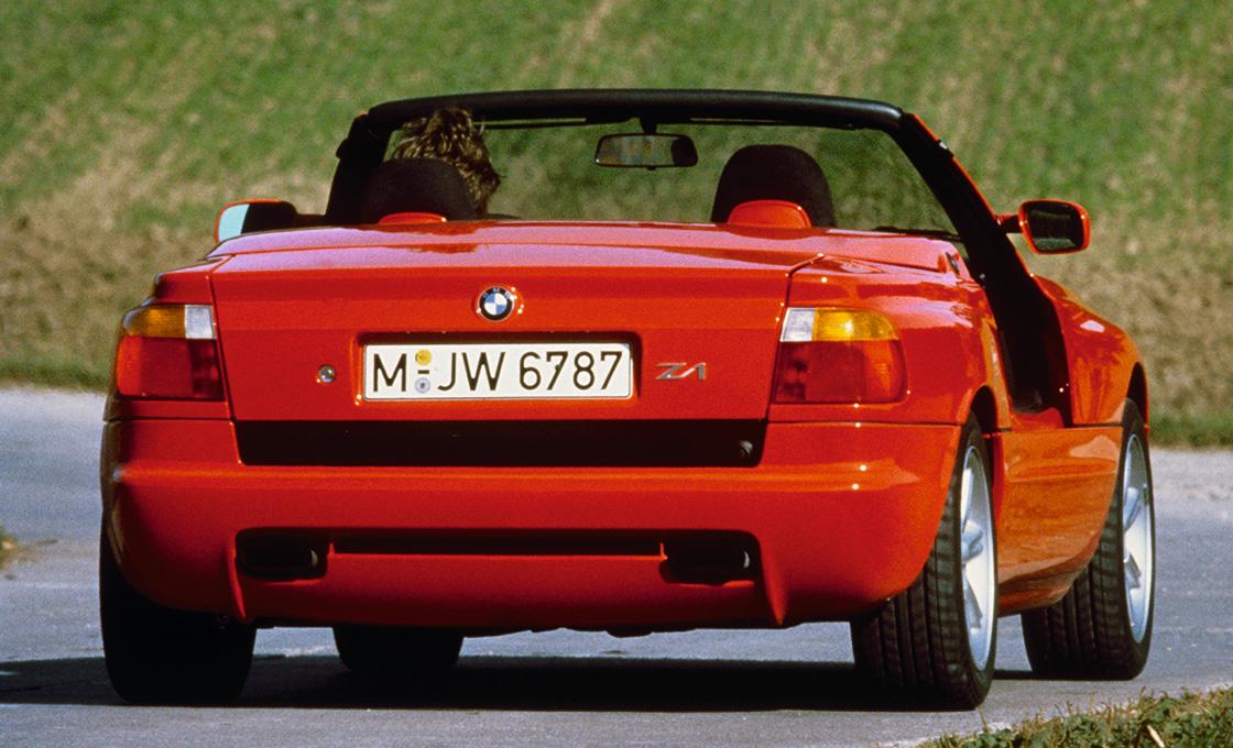 BMW-Z1のスペック