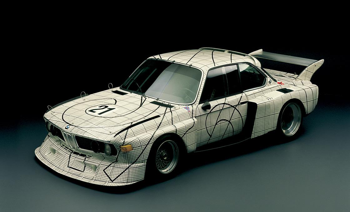 BMW 3.0CSLの特徴