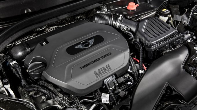 MINIに搭載されている1.5Lディーゼルターボエンジン