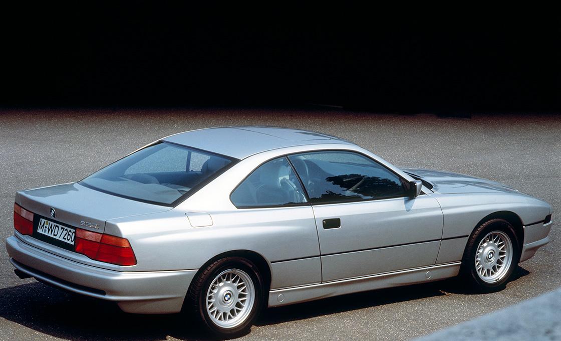 BMW--Z8シリーズ(E31)の特徴