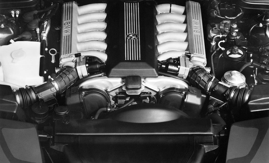 BMW-8シリーズ(E31)のスペック