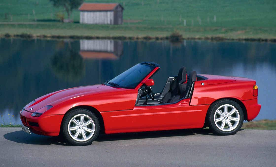 bmw z1 1989 1991 club cars. Black Bedroom Furniture Sets. Home Design Ideas