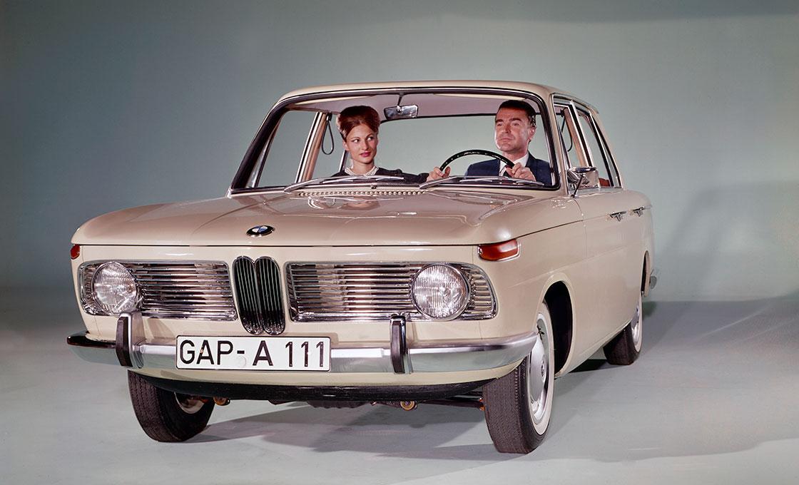 BMWの歴史の中の1500の位置づけ