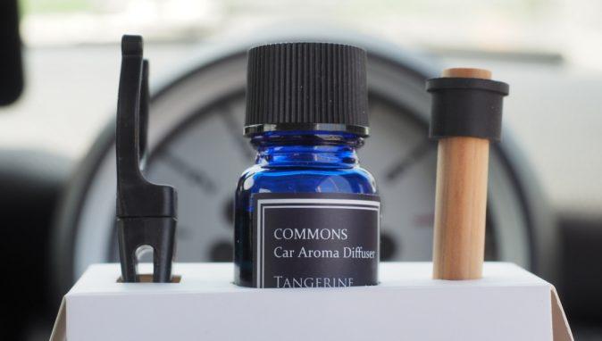 COMMONSのアロマディフューザー 商品内容