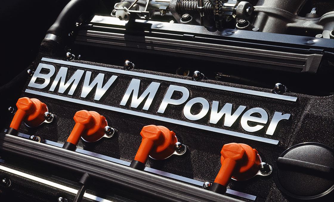 BMW--M3-エヴォリューションのスペック