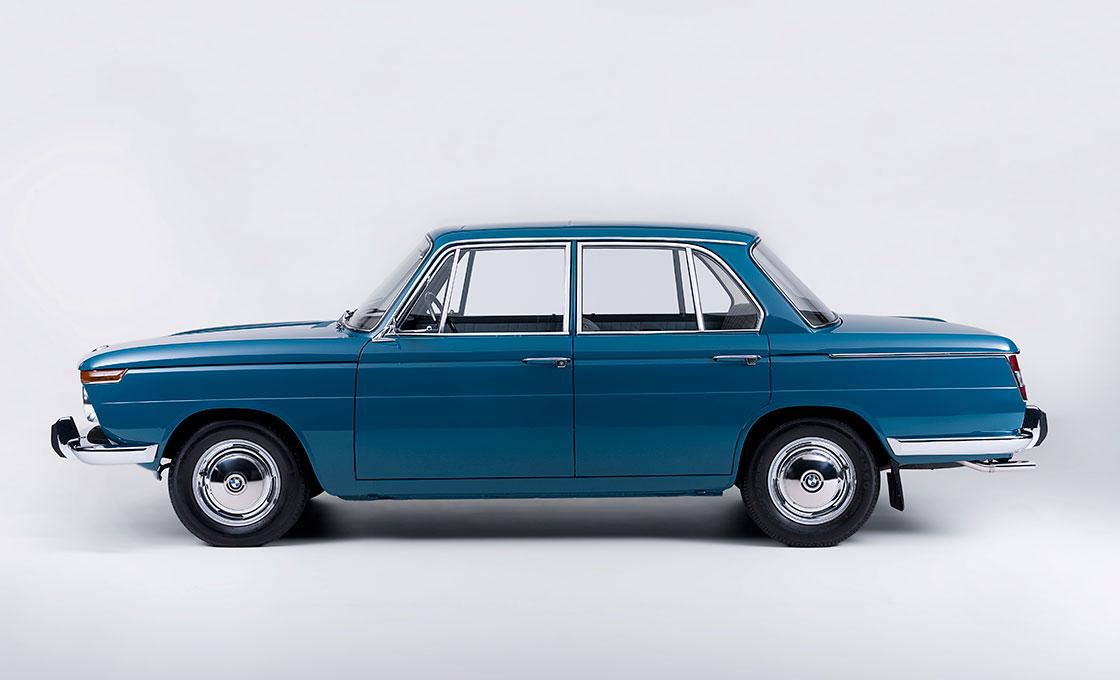 BMW-1500の特徴