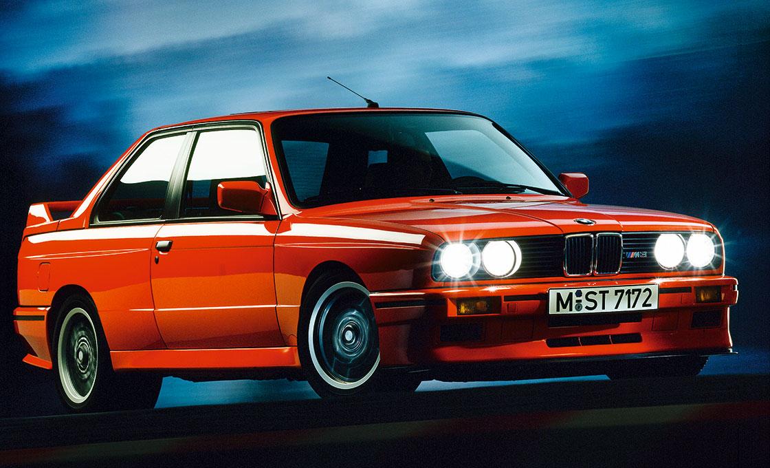 BMW名車図鑑-M3-エヴォリューション