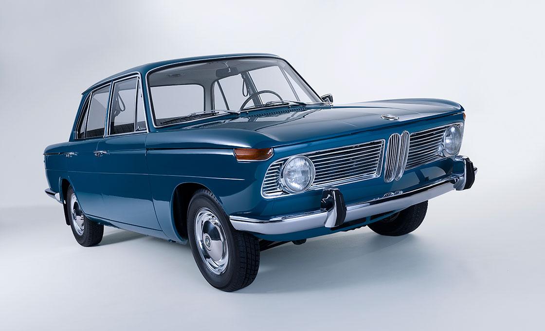 BMW名車図鑑-BMW--1500