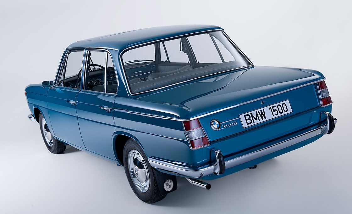 BMW-1500のスペック