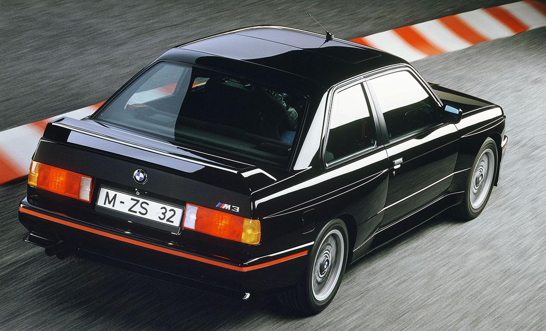 BMWの歴史の中でのM3-エヴォリューションの特徴