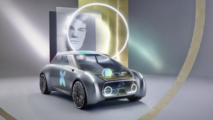 BMW MINI THE NEXT 100 YEARS
