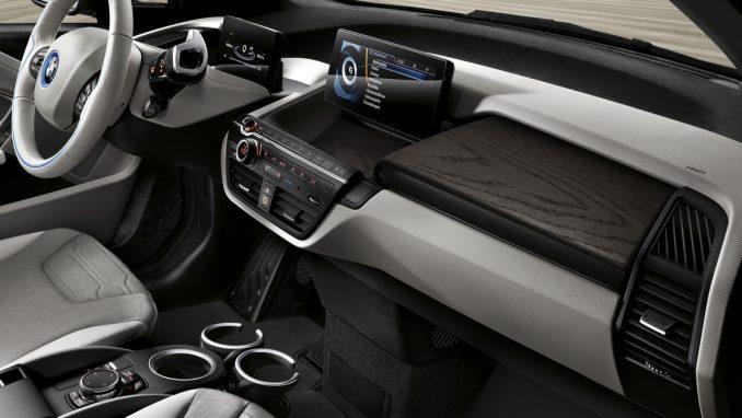 BMWi3のインテリアを一新