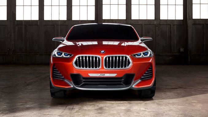 BMW SAVの第6弾 X2コンセプトが発表!!