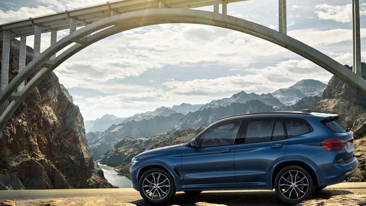 モデルチェンジした新型SUV、BMW X3の魅力を徹底解説。ガソリンとクリーンディーゼルの2本立てで、本体価格639万円から